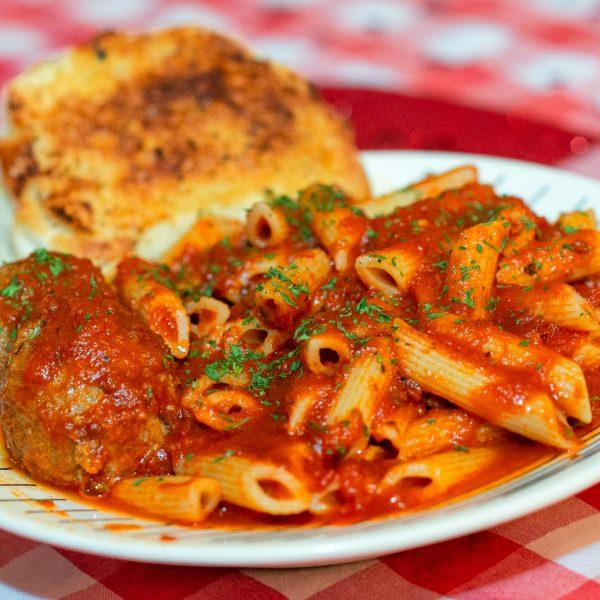 pasta wednesdays